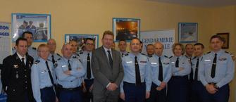 Site de rencontre avec des gendarmes
